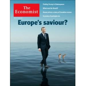 英国经济学人The Economist订阅